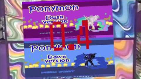 PONYMON 4.0 YASSSSS