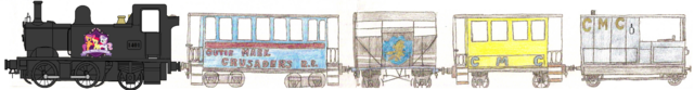 File:Cutie Mark Crusader Railway train.png