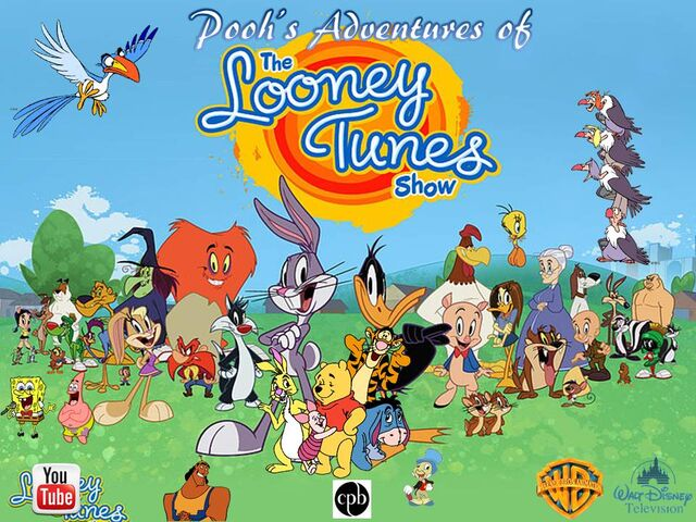 File:Pooh's Adventures of the Looney Tunes Show.JPG