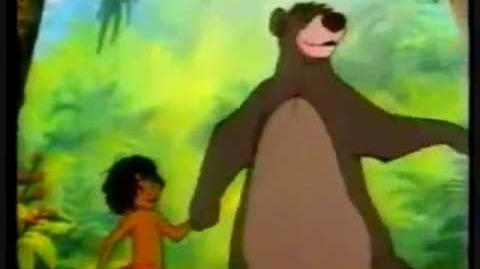 Benny, Leo, and Johnny's adventures of The Jungle Book Trailer