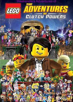 Weekenders Adventures of LEGO- The Adventures of Clutch Powers (Remake Poster)