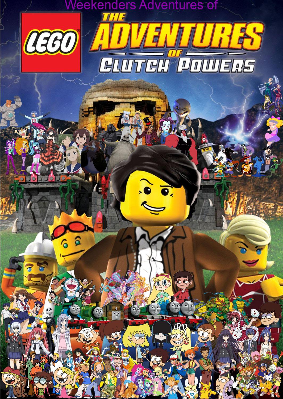 Weekenders Adventures of LEGO: The Adventures of Clutch Powers  Pooh's Adventures Wiki  FANDOM
