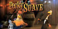 Pecky Suave/Transcript