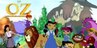 Juniper Lee's Adventures of the Lion of Oz