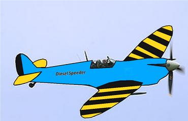 Diesel Speeder