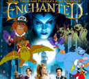 Simba, Timon, and Pumbaa's Adventures of Enchanted