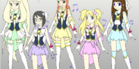Pastel Notes Pretty Cure