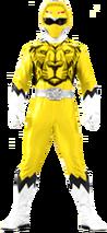 Yellow Lion Ranger