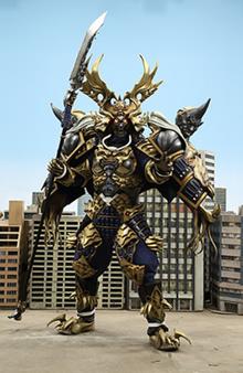 Galvanax (Ninja Steel)
