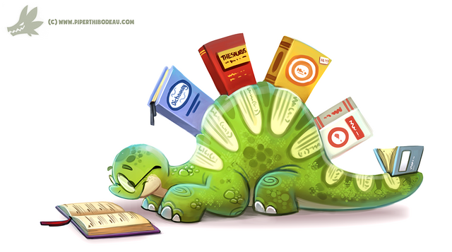 File:Daily paint 1139 thesaurus by cryptid creations-d9mnt5i.png