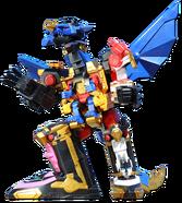 Ninja Steel Megazord (Dragon Mode)