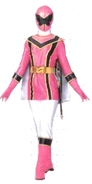 Pink Mystic Ranger
