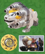 Lion Laser and Power Disc