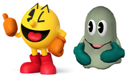 Pac Man and Orson