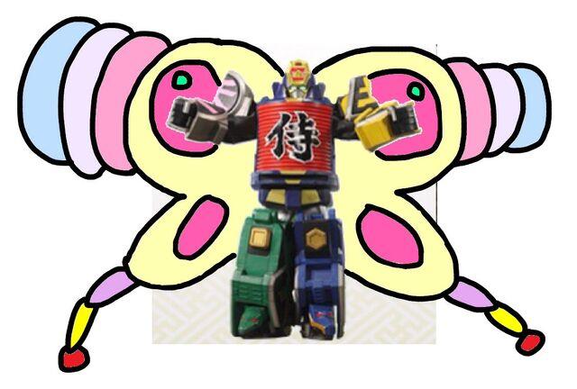 File:Samurai Harmony LightZord.jpeg