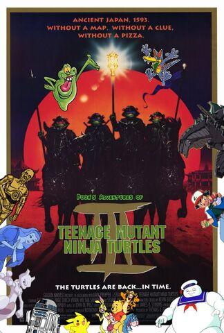 File:Pooh's Adventures of Teenage Mutant Ninja Turtles III Poster.jpg