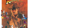 Brian and the Eeveelution Family's Adventures of Indiana Jones and the Raiders of the Lost Ark