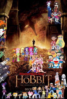Weekenders and The Hobbit- The Desolation of Smaug
