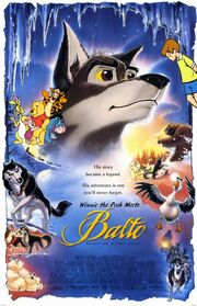 Winnie the Pooh Meets Balto Poster