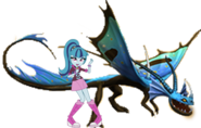Sonata with her Deathsong Doomsday