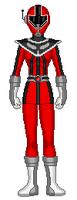Female Red Ranger