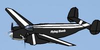 The Flying Skunk
