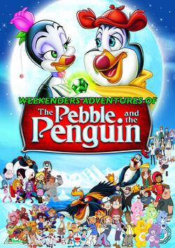 Weekenders Adventures of The Pebble & the Penguin Poster
