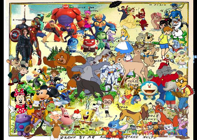 File:Pooh's Adventures Team (CarltonHeroes).png