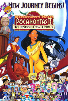 Weekenders Meets Pocahontas II- Journey to a New World (Remake)