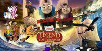 Ed, Edd, n Eddy's Ed-ventures of Thomas & Friends: Sodor's Legend of the Lost Treasure