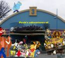 Winnie the Pooh in Animagique