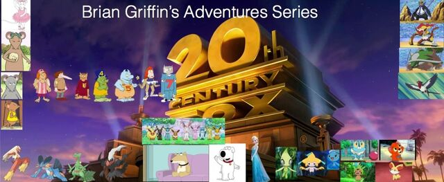 File:Brian Griffin's Adventures Series poster.jpg