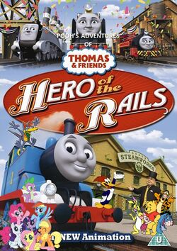 Pooh's Adventures of Thomas and Friends - Hero of the Rails Poster