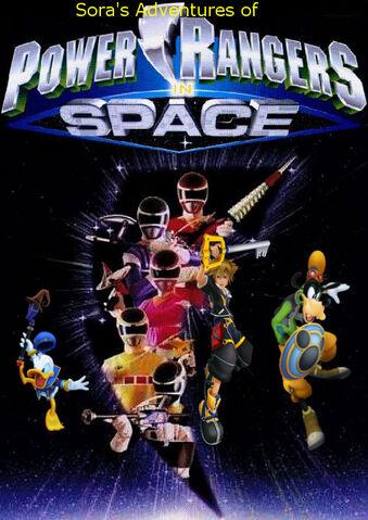 File:Sora's Adventures of Power Rangers in Space poster.jpg