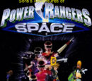 Sora's Adventures of Power Rangers in Space