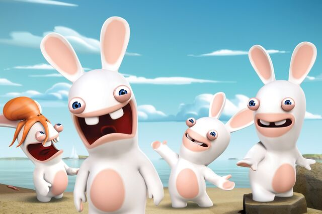 File:Raving-Rabbids-Invasion-Nickelodeon-Ubisoft-Nicktoons-Nicktoon-Animation-Characters-Cast-Group Press-Nick.jpg