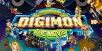 Pooh's Adventures of Digimon: The Movie