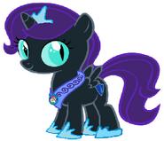 Princess Nyx (Filly)