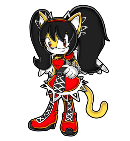 File:Honey the cat sonic channel by fivey-d6j2y62.png