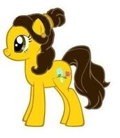 Belle's Pony Form