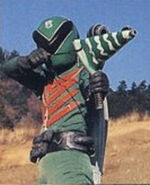 Green Star Puncher