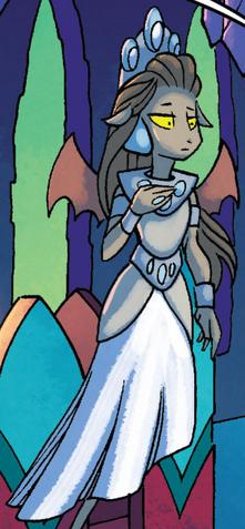 FIENDship is Magic issue 2 Queen Haydon