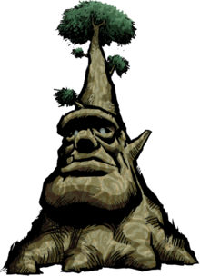 Great Deku Tree (Wind Waker)