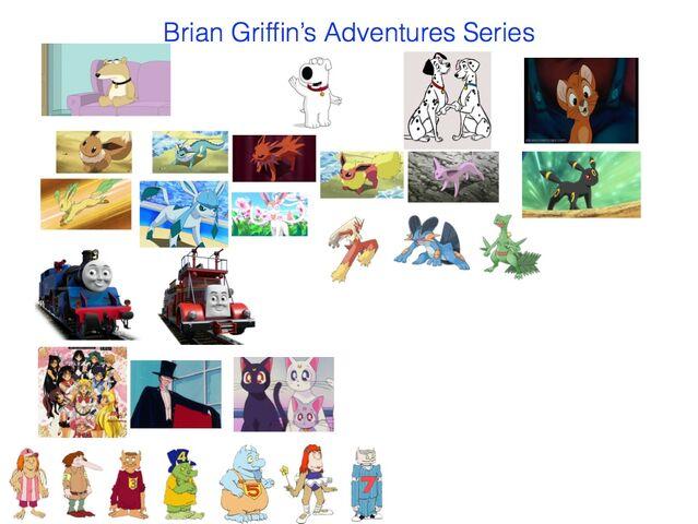 File:Brian Griffin's Adventures.jpg