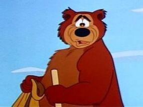 Humphreythebear