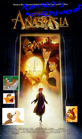 File:Romeo's Adventures of Anastasia Poster.png