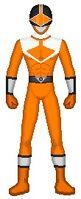 Time Force Orange Ranger