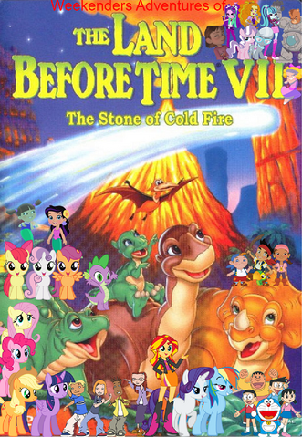 File:Weekenders Adventures of The Land Before Time 7- The Stone of Cold Fire.png