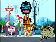 Winnie the Pooh Goes to Foster's Home for Imaginary Friends poster