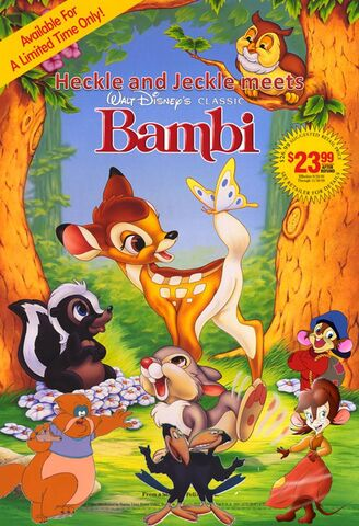 File:Heckle and Jeckle meets Bambi Poster.jpg